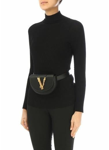 Versace Bel Çantası Siyah
